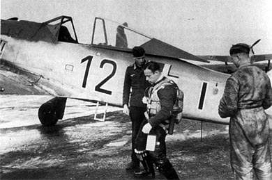 Stolle`s Fw 190 A-4